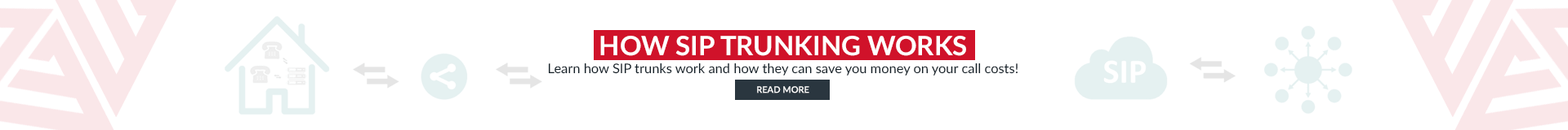 Find out how SIP trunks work and how they can save your business money