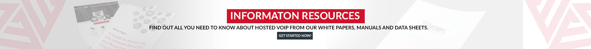 Get all your business VOIP information here, including white papers and VOIP phone manuals
