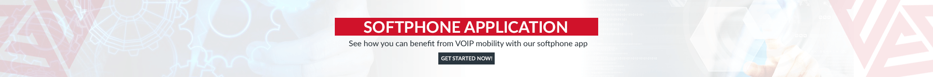 See how our VOIP softphone app can allow you increased mobility and resilience in your phone system